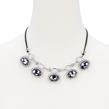 Round Jewel Necklaces