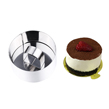 Stainless Steel Cake Baking Mold (Round-shaped)