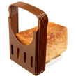 Bread Slice Cutter (Brown)
