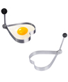 Stainless Steel Fried Egg Mold (He