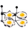 Stainless Steel Fried Egg Molds