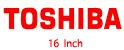 Toshiba 16-Inch