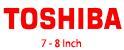 Toshiba 7-8 Inch