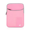 Pink Color Vertical Carrying Case - 10