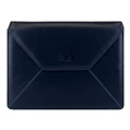 Kroo Leather Envelope Series Case for 10-inch Ne