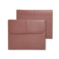 Brown Color Executive Netbook Leather Case (Size
