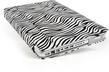 Black/White Zebra VanGoddy Mary Portfolio Case fo