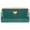 (Teal) Vangoddy Zippy Wristlet Clu
