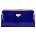 (Blue) Vangoddy Zippy Wristlet Clu