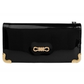 (Black) Vangoddy Tory Wristlet Clutch