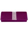 (Purple) Vangoddy Palki Diamante C