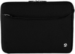 (Black) Neoprene 17 Laptop Carryin