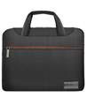 (Gray/Orange) VanGoddy NineO 15 Messenger Bag
