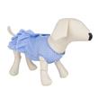Blue Polka Dot Dog Dress