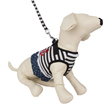 Sailor Stripe Polka Dot Harness With Leash