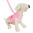 PolkaDot Choke Free Harness (Pink)