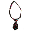Dog Neck Tie (Colorful Star)