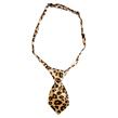 Dog Neck Tie (Leopard)