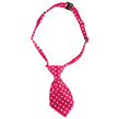 Dot Dog Neck Tie (Pink)