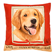 Dog Collection Throw Pillow Cushion