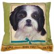 (Shih Tzu) Dog Collection Throw Pillow Cushion