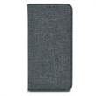 Grey Denim Wallet Case for Samsung Galaxy S7