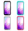 Waterproof Hard Case for Samsung Galaxy S10, Aqu