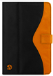New Edition Soho Black/ Orange VanGoddy