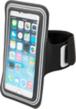 Silver / Black Armband With Key Sl