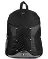 SumacLife Canvas Athletic Backpack (Bla