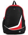 (Red) SumacLife Nylon Backpack