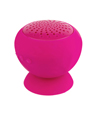 Magenta Vangoddy Bluetooth Suction