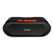 (Black/Orange) BeatBot Rechargeable Bluetooth Sp