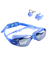 Anti-Fog Leak-Proof Swimming Goggles, Blue