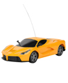 Remote Control Sport Car (Yellow)