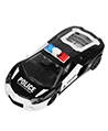 1:16 RC Remote Control Police Car for Kids, Rech