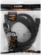 Sumaclife 3 pack 6' HDMI Cable-Bla