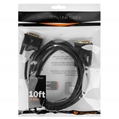 Sumaclife DVI DL Cable 10'-black