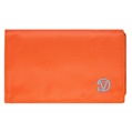(Orange) Vangoddy Poly Wallet Case